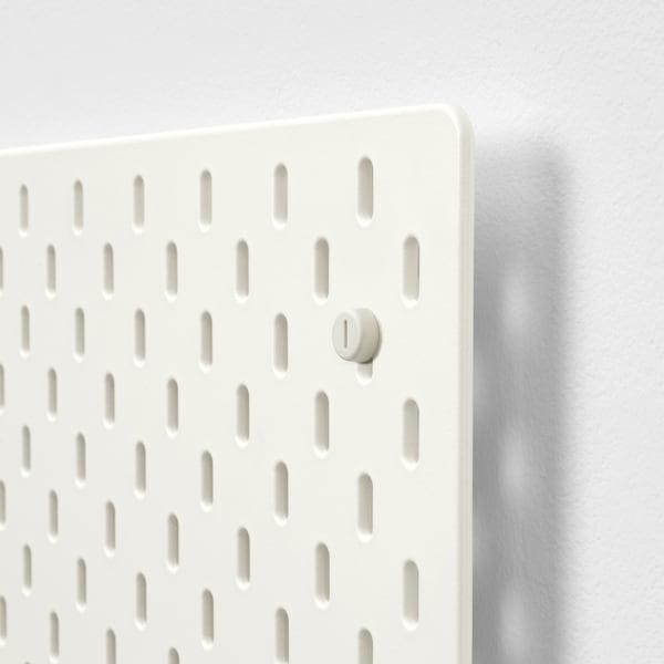 斯考迪斯 钉板, 白色, 56x56 厘米