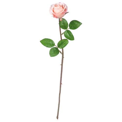 思米加 人造花, 玫瑰/粉红色, 52 厘米
