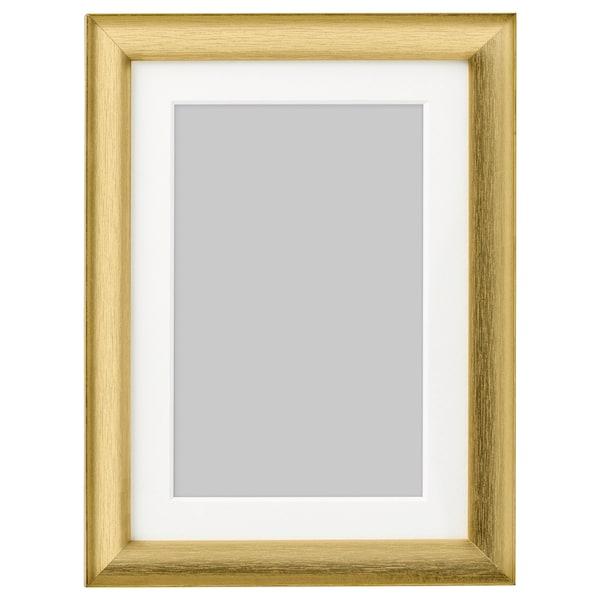 西弗顿 画框 金黄色 13 厘米 18 厘米 10 厘米 15 厘米 9 厘米 14 厘米 15 厘米 20 厘米