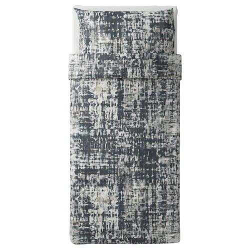 斯库格略恩 被套和枕套 黑色/多色 310 Inch² 1 件 200 厘米 150 厘米 50 厘米 80 厘米