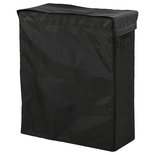 思库布 带架洗衣用袋 黑色 22 厘米 55 厘米 65 厘米 80 公升