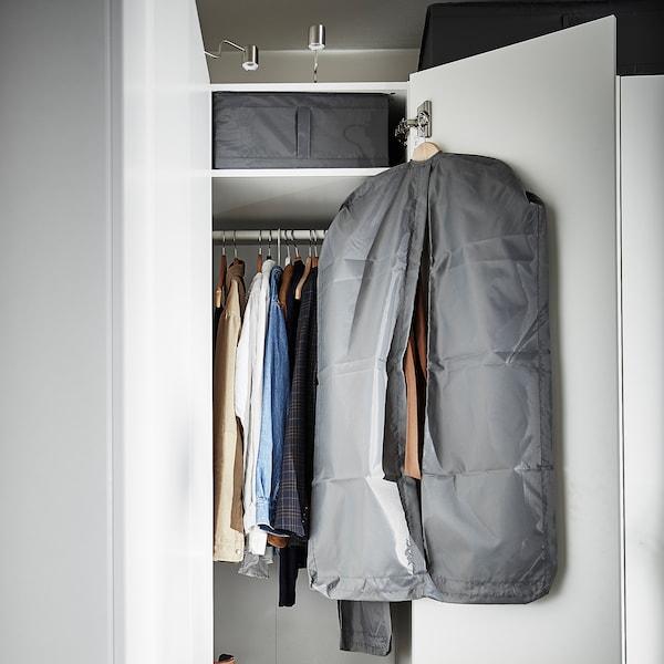 SKUBB 思库布 储物袋, 深灰色, 44x55x19 厘米