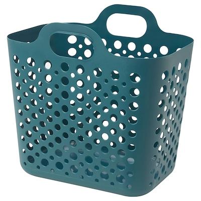 SLIBB 斯利波 灵活柔韧的洗衣篮, 天蓝色