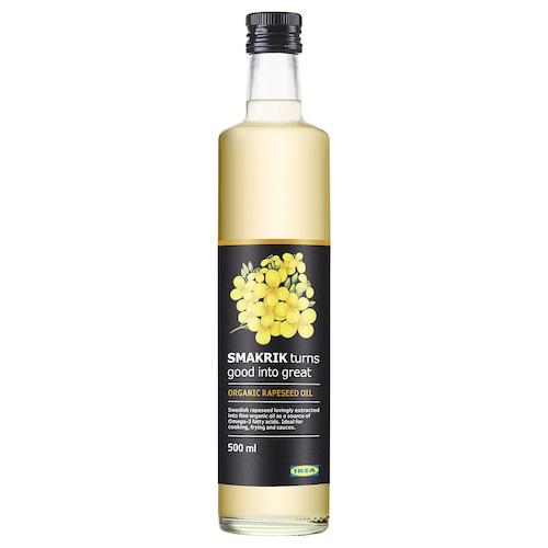 司马克里克 菜籽油 . 500 ml