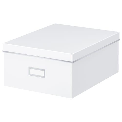 IKEA 斯莫塞 附盖储物盒