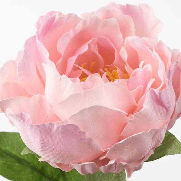 思米加 人造花 牡丹/粉红色 30 厘米