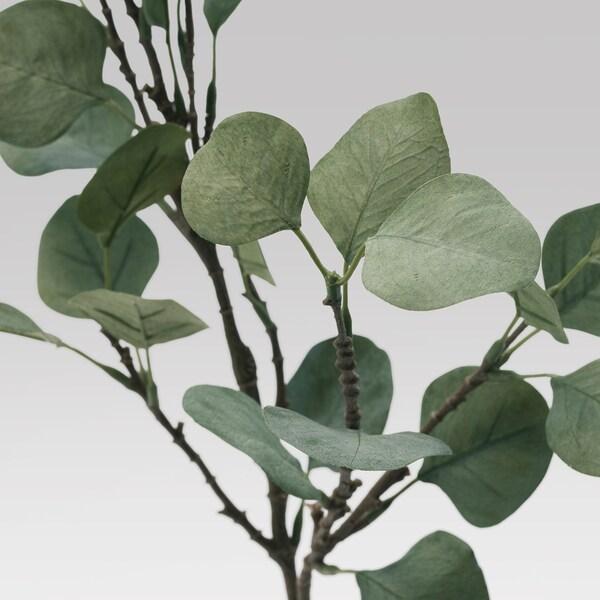 思米加 人造枝叶 桉树/绿色 65 厘米