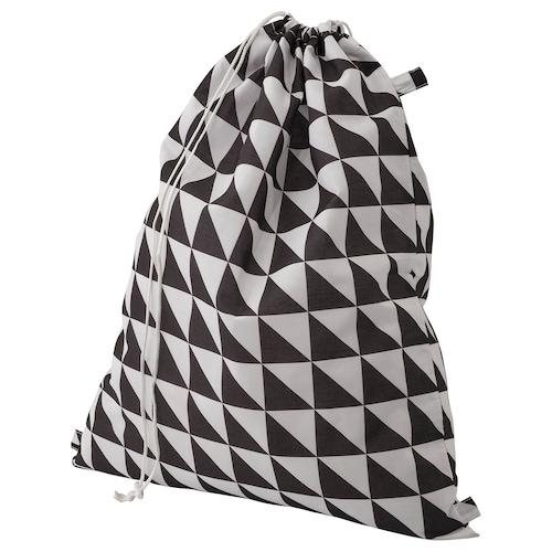 斯内达 洗衣袋 黑色/白色 60 公升