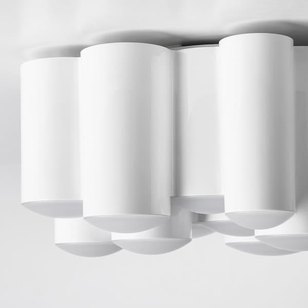 索德维克 LED吸顶灯 可调光的 带有光泽/白色 2700 开尔文 1050 流明 8.5 厘米 21 厘米 15.5 瓦特