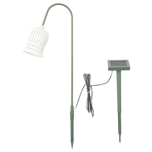 索文顿 LED太阳能地面照明条 户外产品/雪花莲 白色 3 米 9 厘米 59 厘米 45 厘米