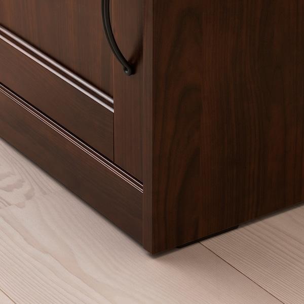 松耶桑德 床头桌 褐色 42 厘米 40 厘米 55 厘米 11 厘米