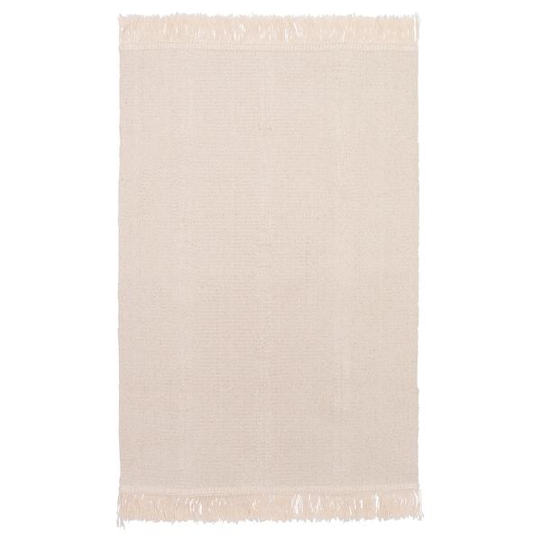 索特穗 平织地毯 原色 85 厘米 55 厘米 3 毫米 0.47 平方米 1000 克/平方米