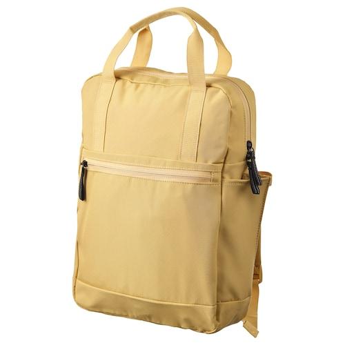 斯塔缇 背包 金黄色 12 公升