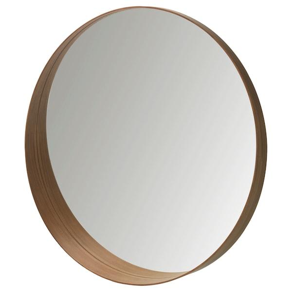 斯德哥尔摩 镜子 胡桃木贴面 10 厘米 60 厘米