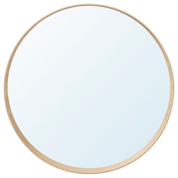 斯德哥尔摩 镜子 白蜡木贴面 10 厘米 80 厘米