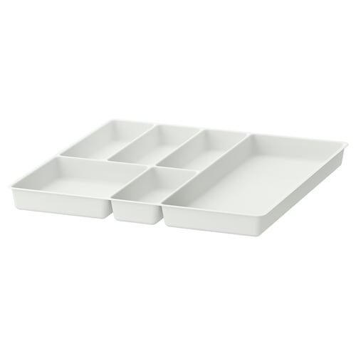 斯多加 餐具盘 白色 51 厘米 60 厘米 50 厘米 4.5 厘米 58 厘米