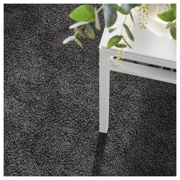 斯托恩瑟 短绒地毯 深灰色 150 厘米 80 厘米 18 毫米 1.20 平方米 2560 克/平方米 1490 克/平方米 15 毫米