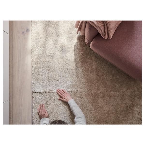 斯托恩瑟 短绒地毯 中灰色 300 厘米 200 厘米 18 毫米 6.00 平方米 2560 克/平方米 1490 克/平方米 15 毫米