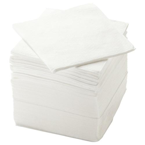斯度拉塔 餐巾纸 白色 30 厘米 30 厘米 150 件