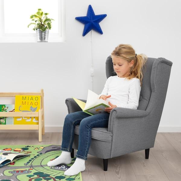 斯佳蒙 儿童扶手椅 威索尔 灰色 56 厘米 62 厘米 71 厘米 44 厘米 41 厘米 28 厘米