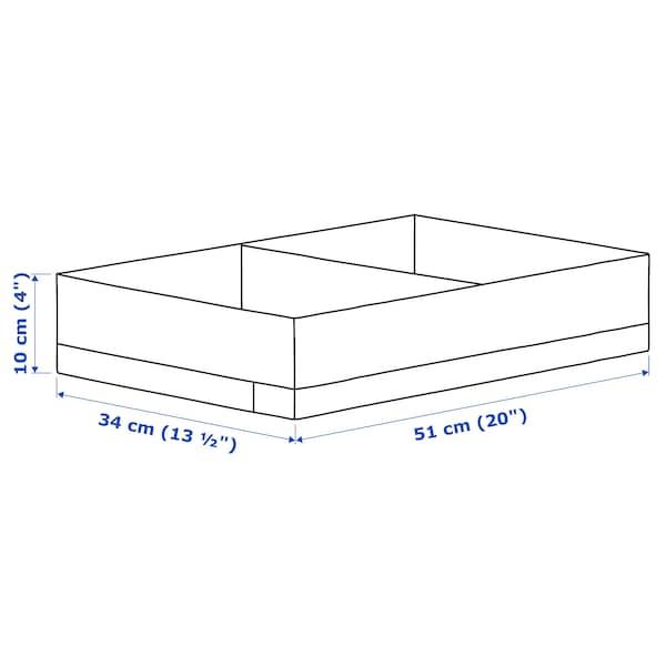 斯图克 储物盒带格 粉红色 34 厘米 51 厘米 10 厘米