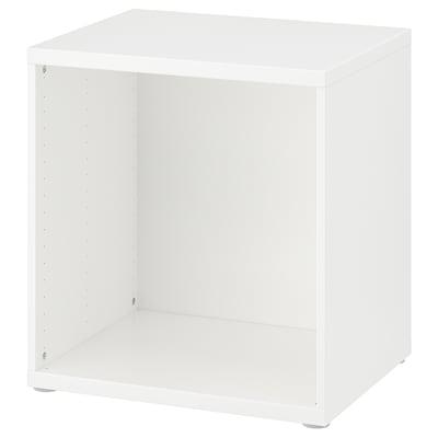 STUVA 斯多瓦 框架, 白色, 60x50x64 厘米
