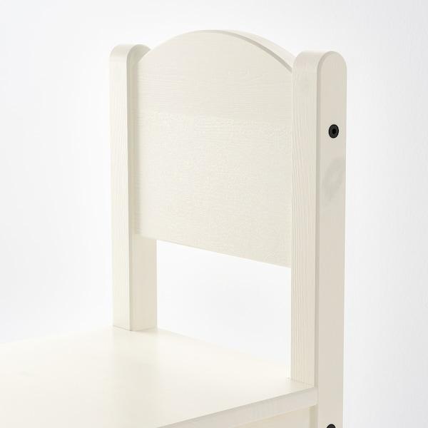 SUNDVIK 桑维 儿童椅, 白色