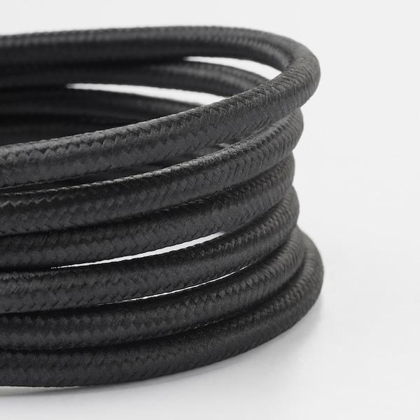 松尼比 灯线装置 黑色 纺织品 22 瓦特 1.8 米 1.80 公斤