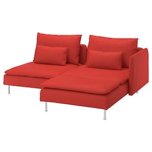 套: 带贵妃椅/威索尔 橙红色.