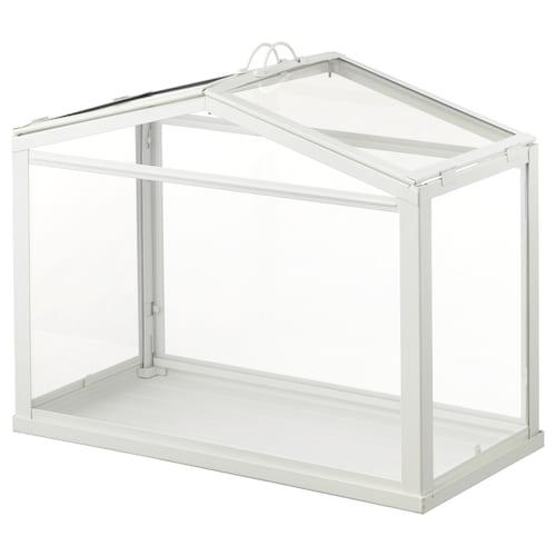索克尔 塑料制温室罩, 白色