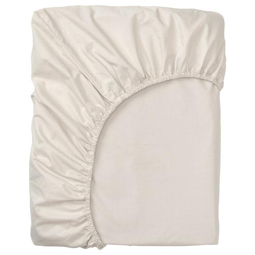 索图塔 床褥垫, 淡米色, 90x200 厘米