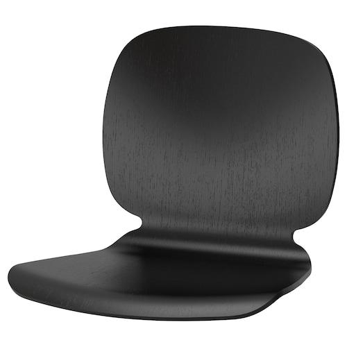 思伯帝 椅面 黑色 110 公斤 39 厘米 45 厘米 42 厘米