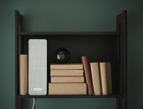SYMFONISK 希姆弗斯 WiFi书架音箱, 白色