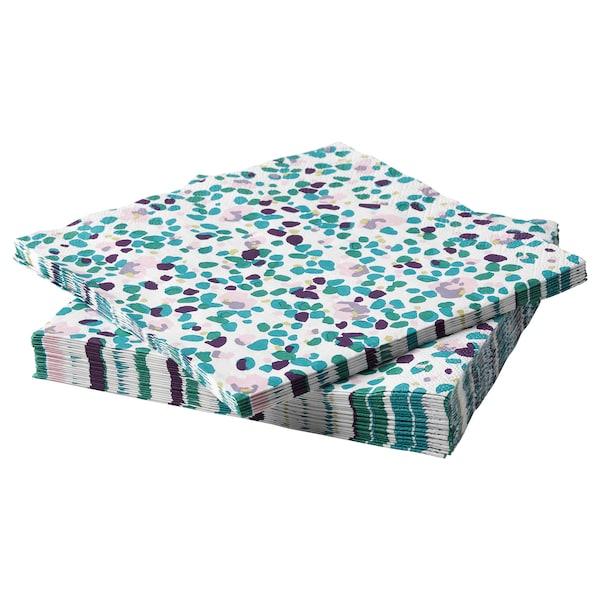 塔克萨姆赫特 餐巾纸, 图案/多色, 33x33 厘米