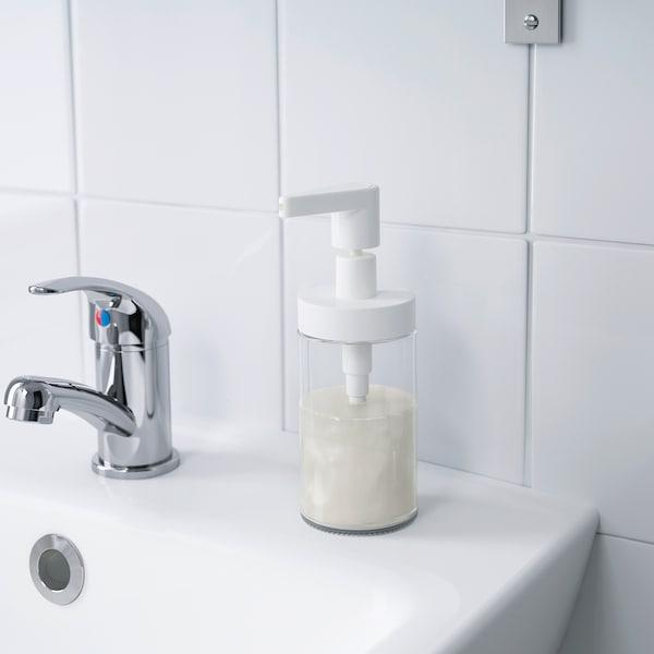 塔肯 皂液器 白色 17 厘米 200 ml