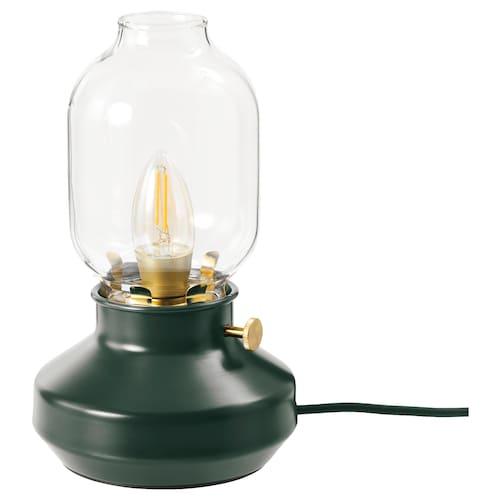 塔娜比 台灯 深绿色 6 瓦特 10 厘米 25 厘米 15 厘米 1.8 米