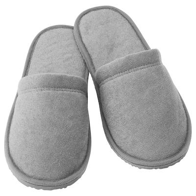 TÅSJÖN 托逊 拖鞋, 灰色, 大号/特大号