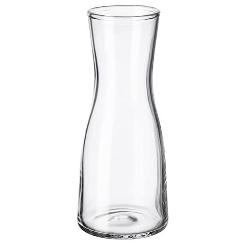 提瓦顿 花瓶, 透明玻璃, 14 厘米