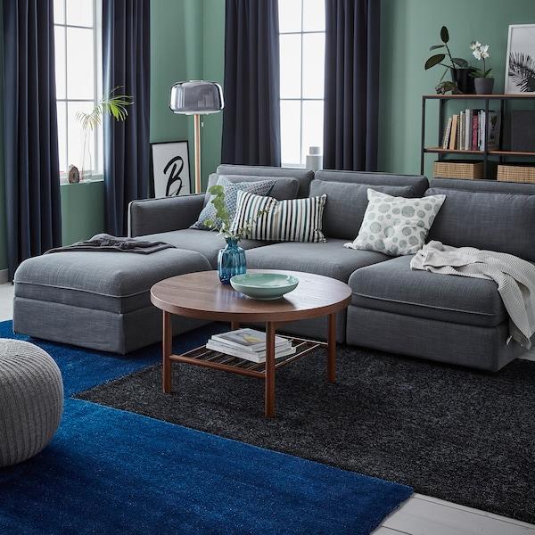 提维尔瑟 短绒地毯, 深蓝色, 200x300 厘米