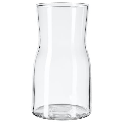 提瓦顿 花瓶 透明玻璃 17 厘米