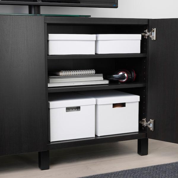 IKEA 希纳 附盖储物盒