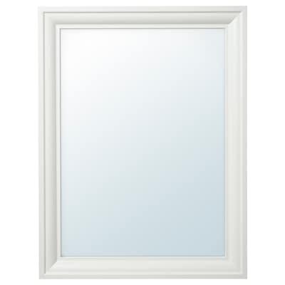 TOFTBYN 托弗比恩 镜子, 白色, 65x85 厘米