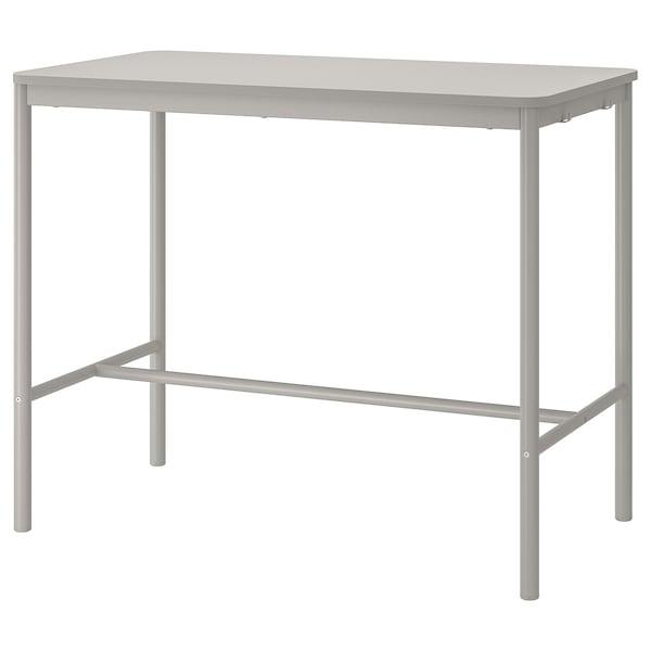 托玛瑞德 桌子 淡灰色 130 厘米 70 厘米 105 厘米