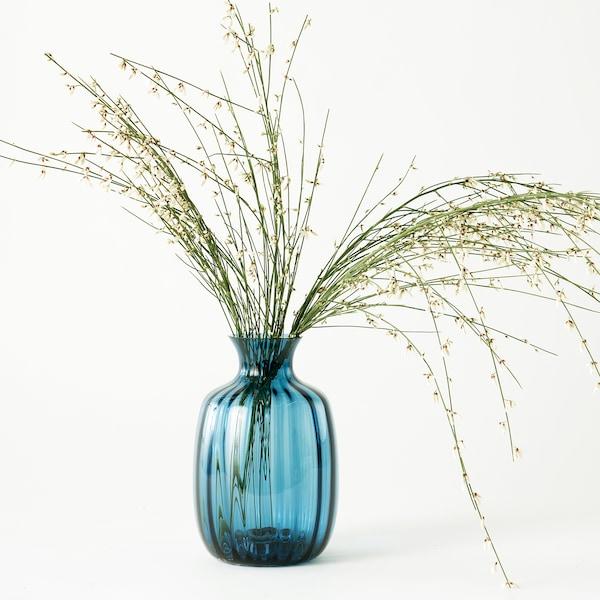 通赛塔 花瓶 蓝色 21 厘米