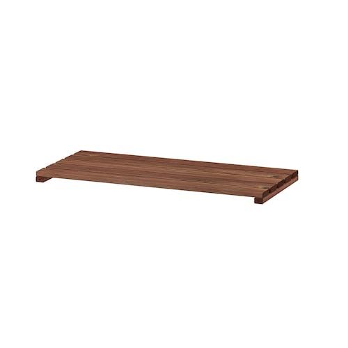 托儿德赫 搁板,户外 着褐色漆 70.0 厘米 70.0 厘米 32.0 厘米 35.0 厘米 33 公斤 33 公斤