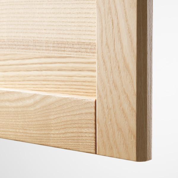 图汗 转角底柜门2件 本色 白蜡木 25.4 厘米 70.0 厘米 25.0 厘米 69.7 厘米 2.0 厘米