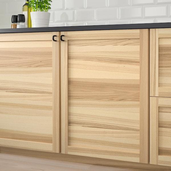 图汗 柜门 本色 白蜡木 29.7 厘米 80.0 厘米 30.0 厘米 79.7 厘米 2.0 厘米