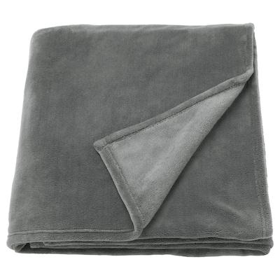 TRATTVIVA 特拉特维瓦 床罩, 灰色, 230x250 厘米