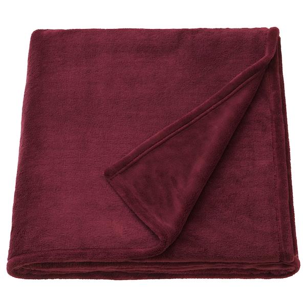 TRATTVIVA 特拉特维瓦 床罩, 深红色, 230x250 厘米