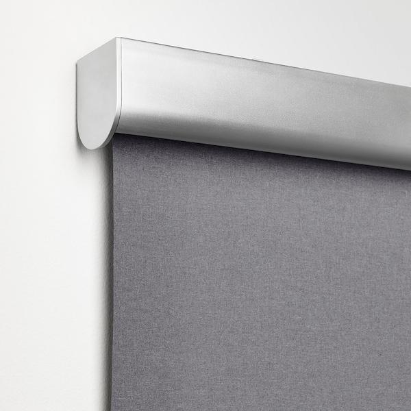 加特尔 遮光卷帘 淡灰色 100 厘米 103.4 厘米 195 厘米 1.95 平方米